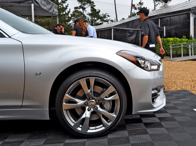 Best of Awards - 2015 INFINITI Q70S and LWB Q70L Win Best Design Refresh 20