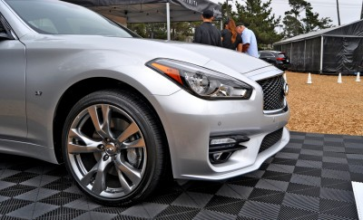 Best of Awards - 2015 INFINITI Q70S and LWB Q70L Win Best Design Refresh 22