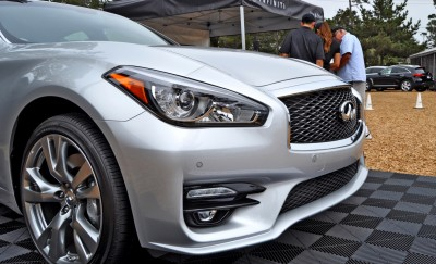 Best of Awards - 2015 INFINITI Q70S and LWB Q70L Win Best Design Refresh 23