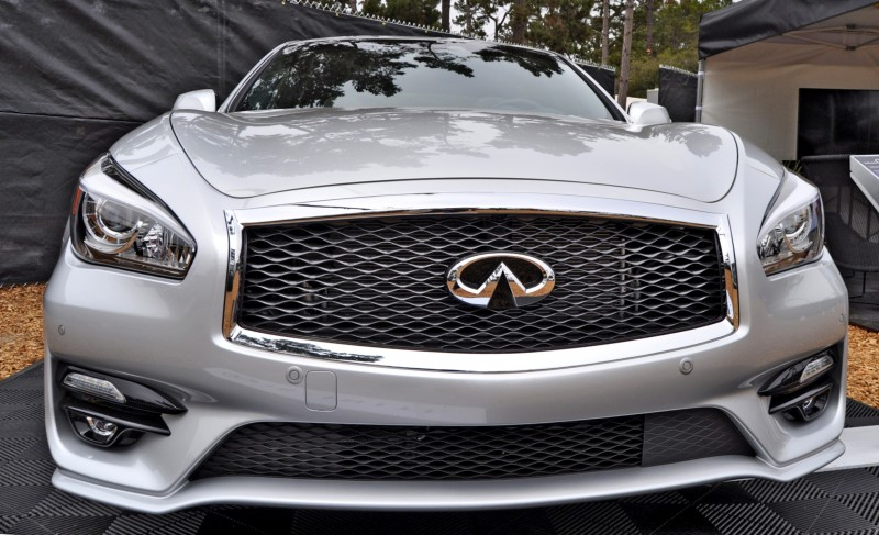 Best of Awards - 2015 INFINITI Q70S and LWB Q70L Win Best Design Refresh 26
