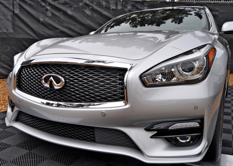 Best of Awards - 2015 INFINITI Q70S and LWB Q70L Win Best Design Refresh 29