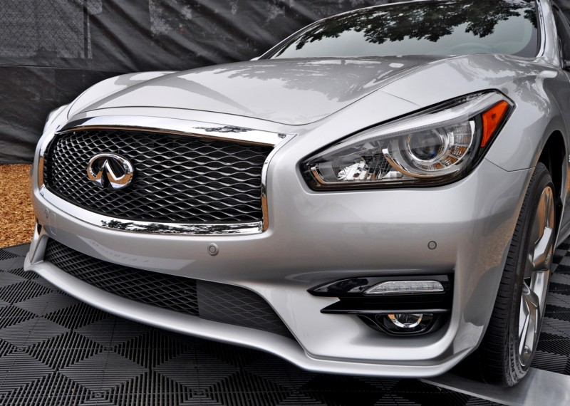Best of Awards - 2015 INFINITI Q70S and LWB Q70L Win Best Design Refresh 30