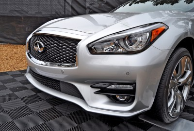 Best of Awards - 2015 INFINITI Q70S and LWB Q70L Win Best Design Refresh 31