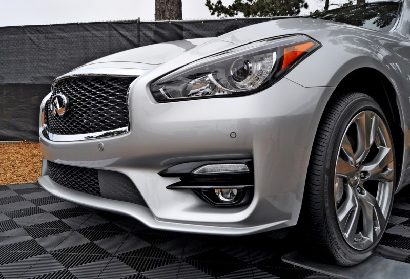 Best of Awards - 2015 INFINITI Q70S and LWB Q70L Win Best Design Refresh 32