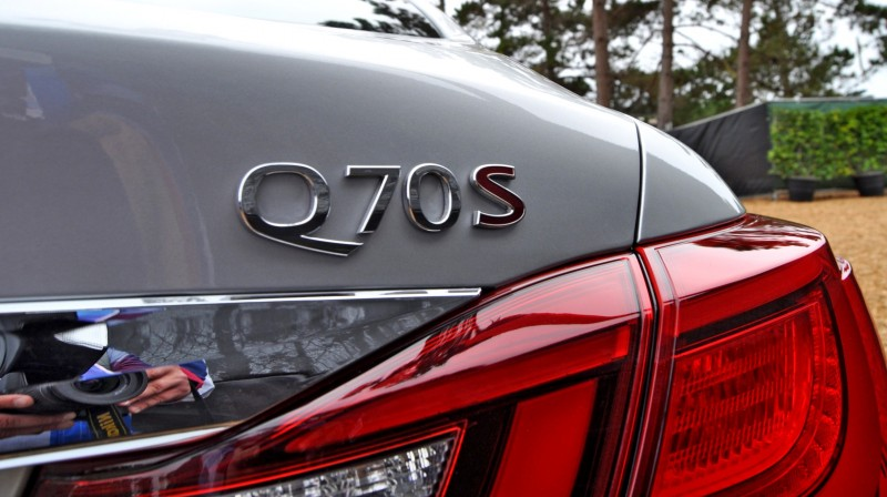 Best of Awards - 2015 INFINITI Q70S and LWB Q70L Win Best Design Refresh 37