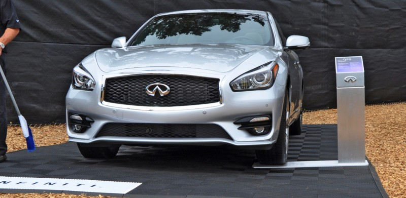 Best of Awards - 2015 INFINITI Q70S and LWB Q70L Win Best Design Refresh 4