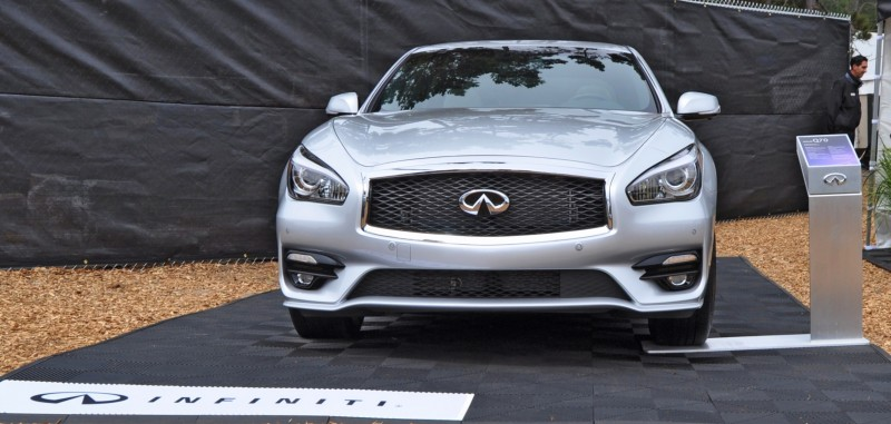 Best of Awards - 2015 INFINITI Q70S and LWB Q70L Win Best Design Refresh 5