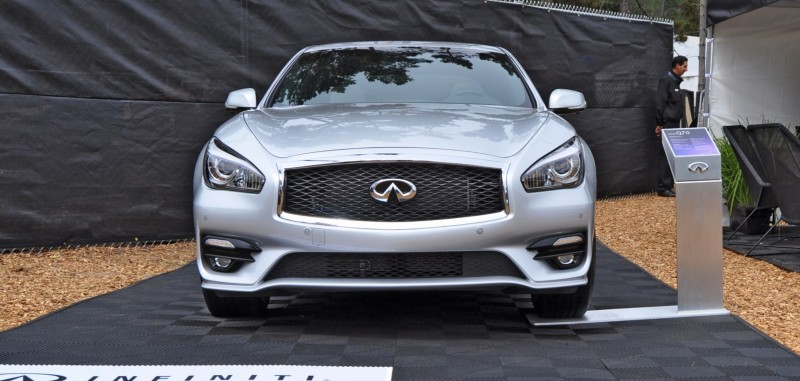 Best of Awards - 2015 INFINITI Q70S and LWB Q70L Win Best Design Refresh 6