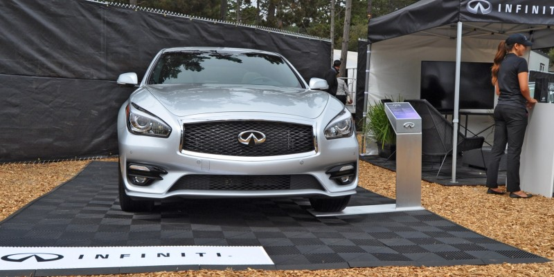 Best of Awards - 2015 INFINITI Q70S and LWB Q70L Win Best Design Refresh 8
