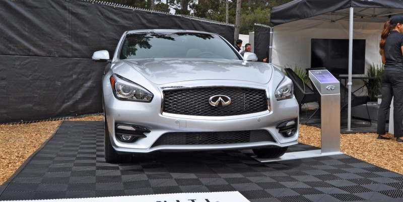 Best of Awards - 2015 INFINITI Q70S and LWB Q70L Win Best Design Refresh 9