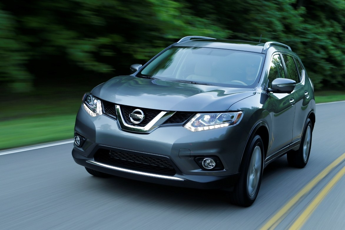 Best Of Awards 2014 Nissan Rogue Seats 7