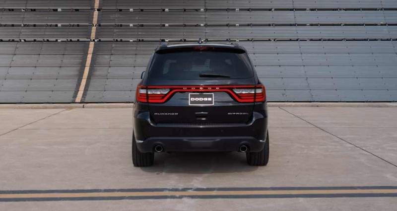 Best of Awards - Coolest SUV Stance - Dodge Durango  13