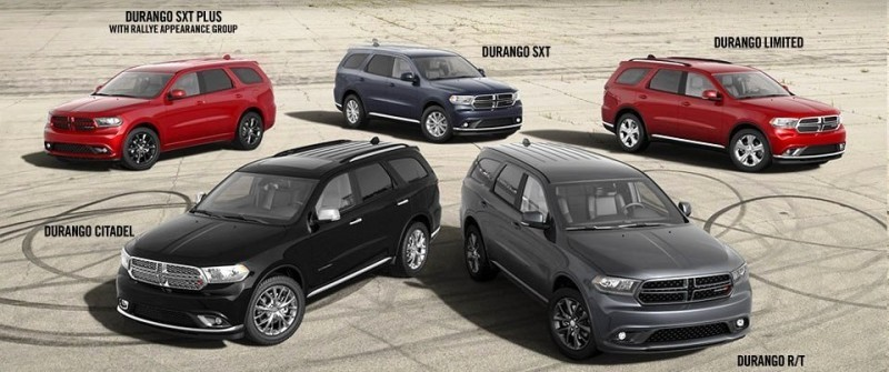 Best of Awards - Coolest SUV Stance - Dodge Durango  15