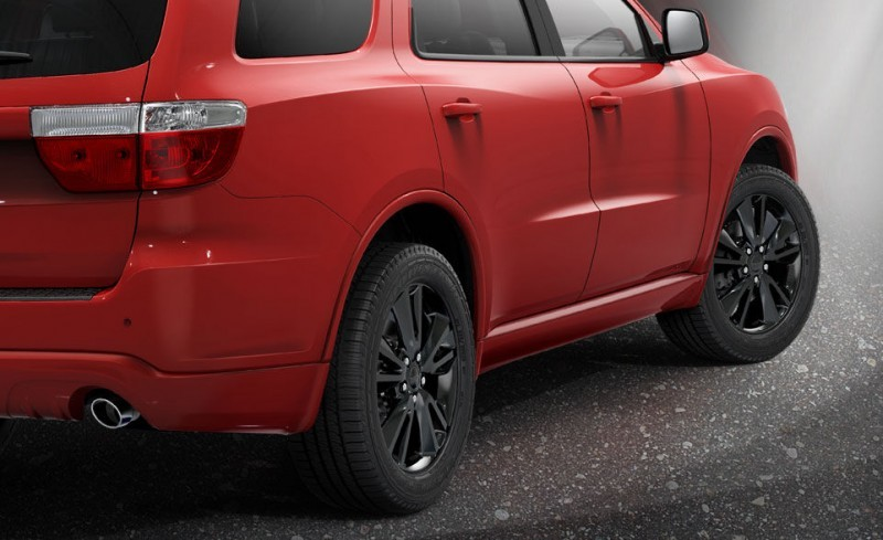 Best of Awards - Coolest SUV Stance - Dodge Durango  2