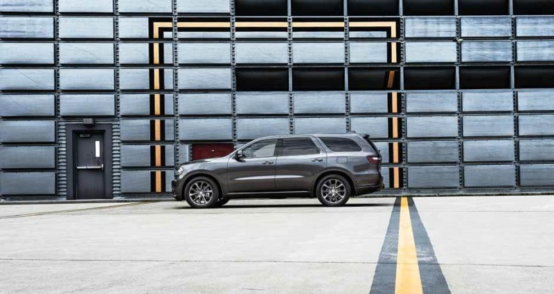 Best of Awards - Coolest SUV Stance - Dodge Durango  22