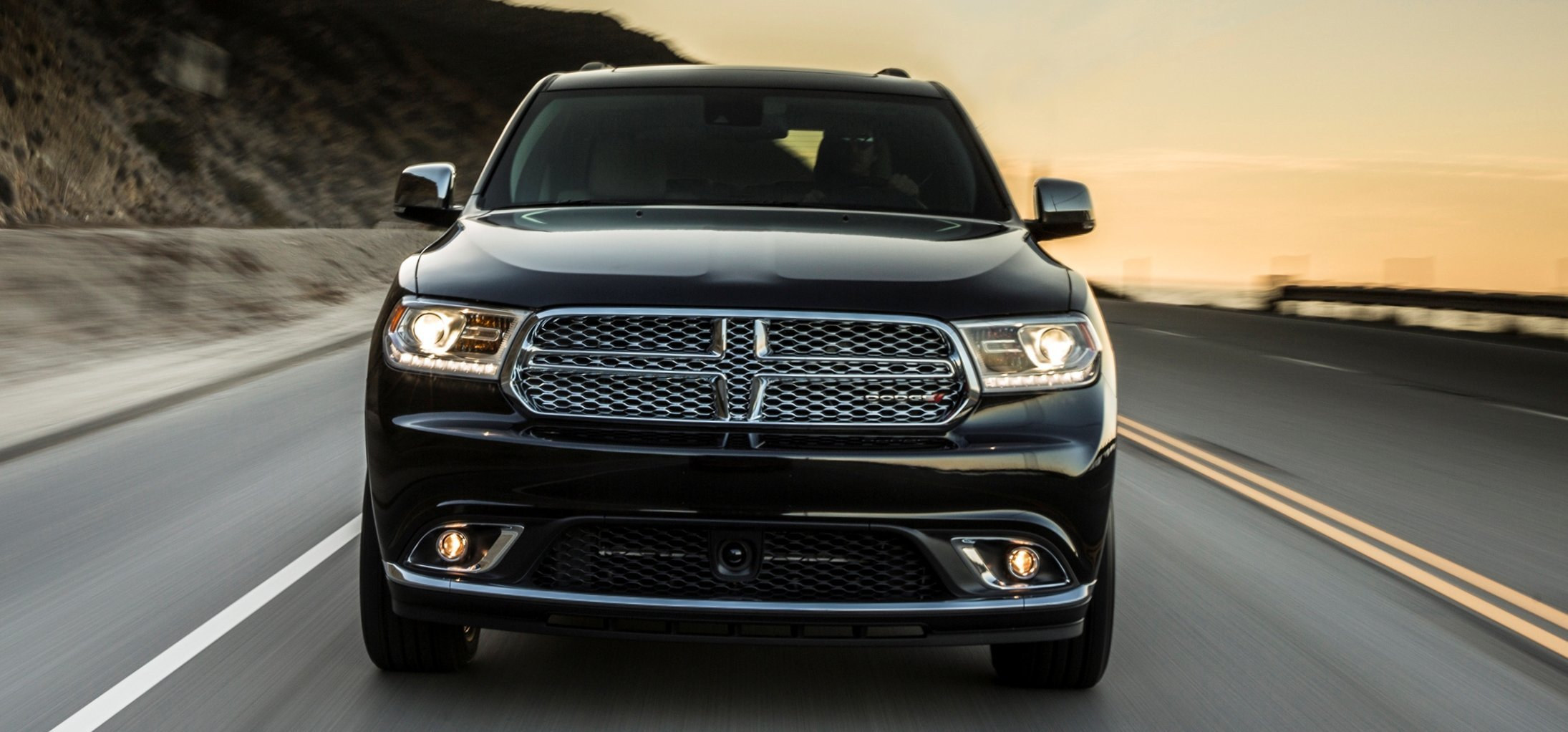 2014 Dodge Durango Has Coolest Suv Stance Led Lights And