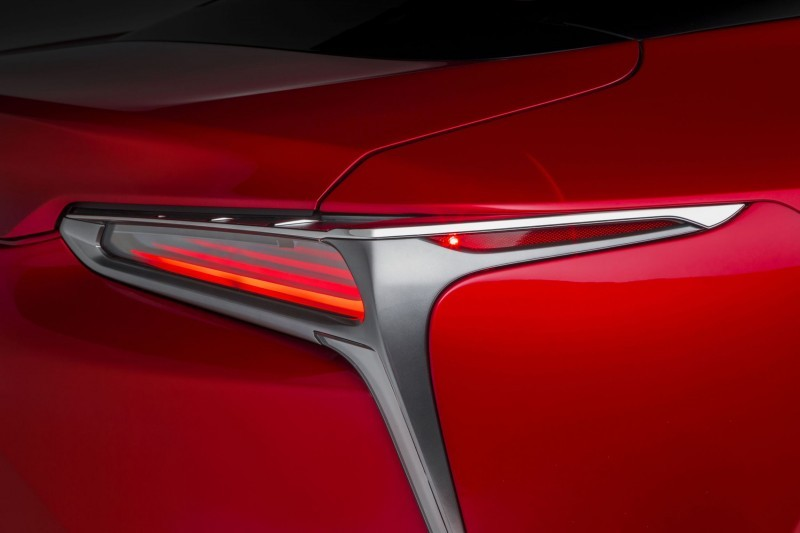 Best of NAIAS - 2017 Lexus LC500 29