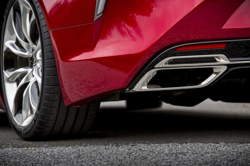 Best of NAIAS - 2017 Lexus LC500 32