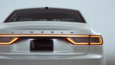 Best of NAIAS - 2017 Lincoln CONTINENTAL Limo 28