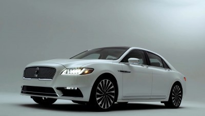 Best of NAIAS - 2017 Lincoln CONTINENTAL Limo 30