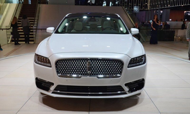 Best of NAIAS - 2017 Lincoln CONTINENTAL Limo 42