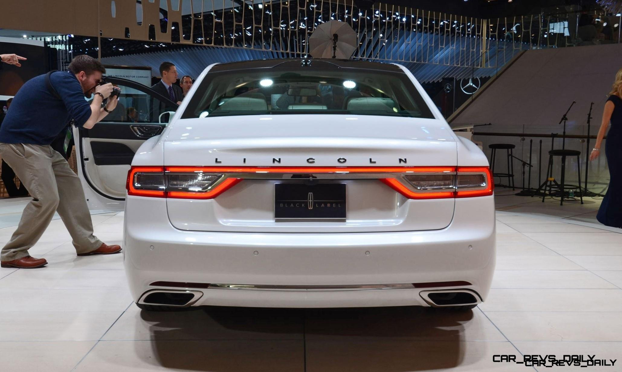 Best Of Naias 2017 Lincoln Continental No Apologies
