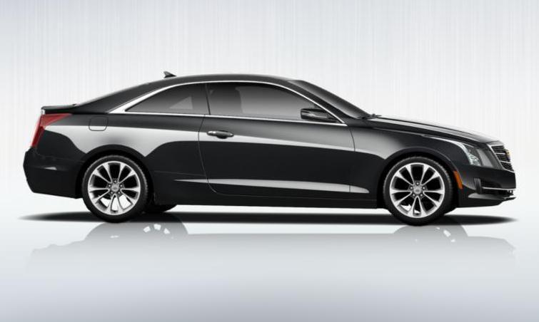 Black 2015 Cadillac ATS Coupe Premium 18