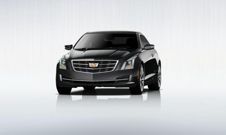 Black 2015 Cadillac ATS Coupe Premium 27