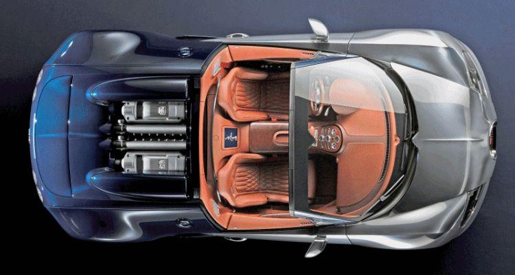 Bugatti EB Legends Veyron PB2014 gif