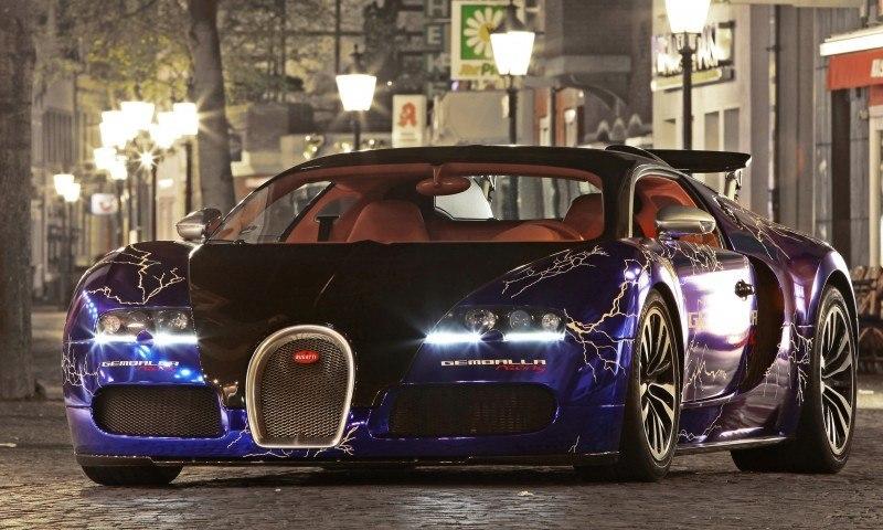 Bugatti Veyron Lightning Wrap by CAM SHAFT for Gemballa GmbH 15