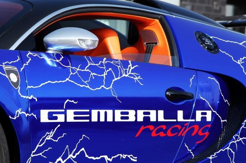 Bugatti Veyron Lightning Wrap by CAM SHAFT for Gemballa GmbH 21