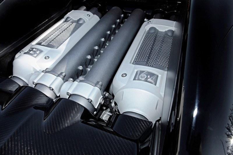 Bugatti Veyron Lightning Wrap by CAM SHAFT for Gemballa GmbH 9