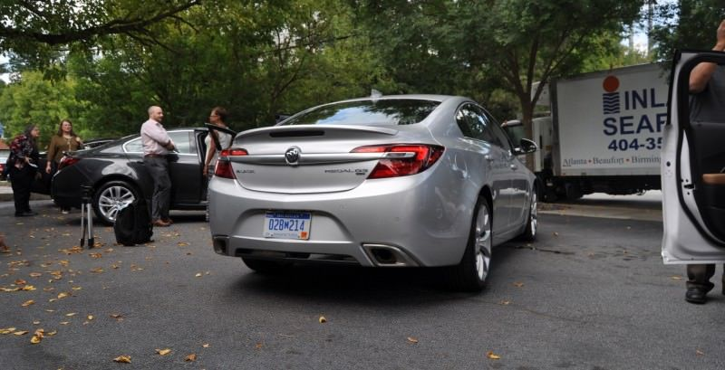 Buick OnStar 4GLTE As Standard Is A Game-Changer for In-Car Mobile Broadband 23