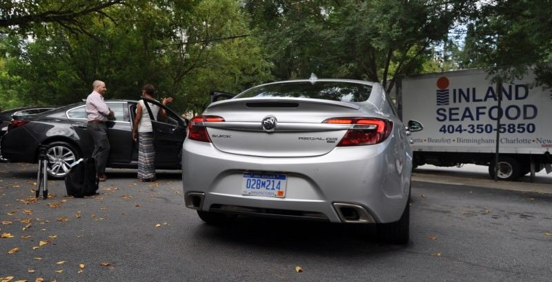 Buick OnStar 4GLTE As Standard Is A Game-Changer for In-Car Mobile Broadband 24