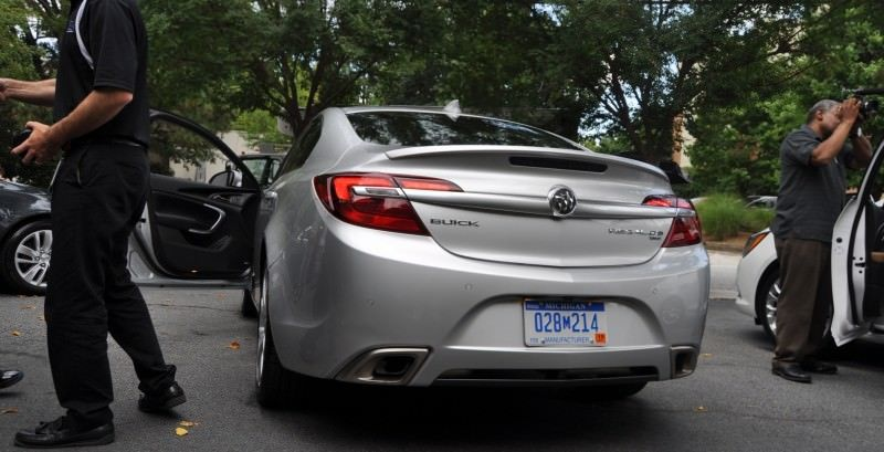 Buick OnStar 4GLTE As Standard Is A Game-Changer for In-Car Mobile Broadband 27