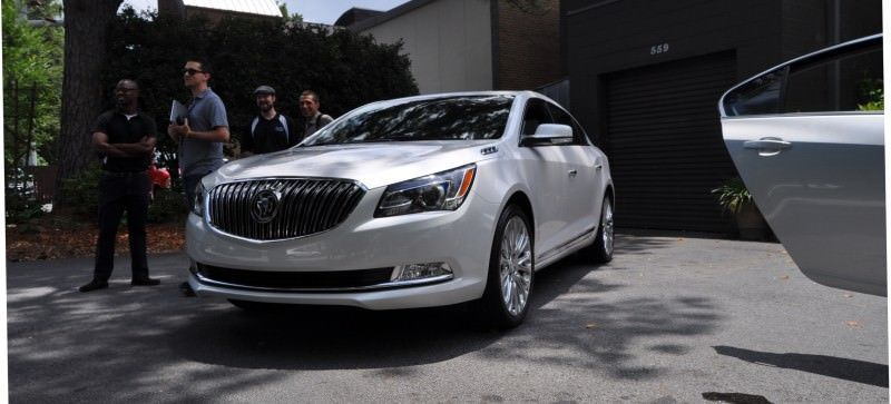 Buick OnStar 4GLTE As Standard Is A Game-Changer for In-Car Mobile Broadband 59