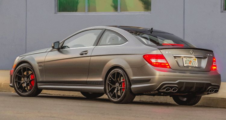 C63 AMG Coupe and Sedan 507 GIF header
