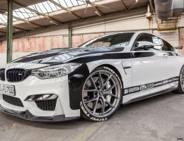 700HP BMW M4R by Carbonfiber Dynamics