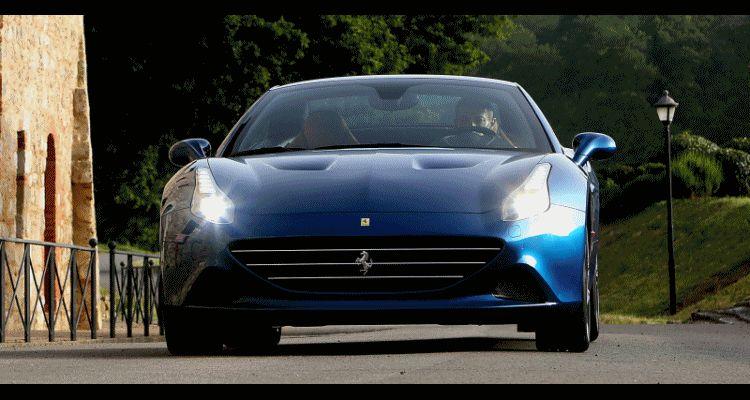 California T 2015 Ferrari GIF