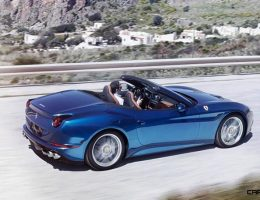 ~3.4s, 196MPH 2016 Ferrari CALI Turbo – New Handling Speciale Pack Sharpens Pace, Looks