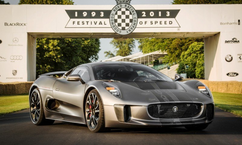 Canned Hypercar Debrief - 2010 JAGUAR C-X75 Is Too Sexy For Its Turbines 12
