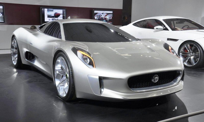 Canned Hypercar Debrief - 2010 JAGUAR C-X75 Is Too Sexy For Its Turbines 13
