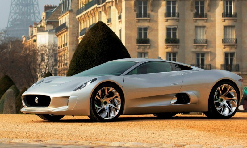 ... Canned Hypercar Debrief   2010 JAGUAR C X75 Is Too Sexy For Its  Turbines 15 ...