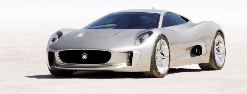 Canned Hypercar Debrief - 2010 JAGUAR C-X75 Is Too Sexy For Its Turbines 20