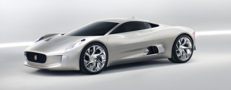 Canned Hypercar Debrief - 2010 JAGUAR C-X75 Is Too Sexy For Its Turbines 22