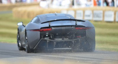 Canned Hypercar Debrief - 2010 JAGUAR C-X75 Is Too Sexy For Its Turbines 25