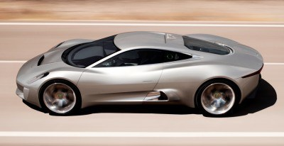 Canned Hypercar Debrief - 2010 JAGUAR C-X75 Is Too Sexy For Its Turbines 27