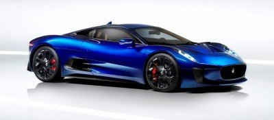 Canned Hypercar Debrief - 2010 JAGUAR C-X75 Is Too Sexy For Its Turbines 29