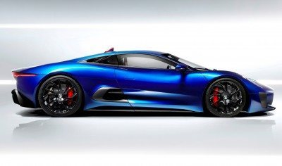 Canned Hypercar Debrief - 2010 JAGUAR C-X75 Is Too Sexy For Its Turbines 31