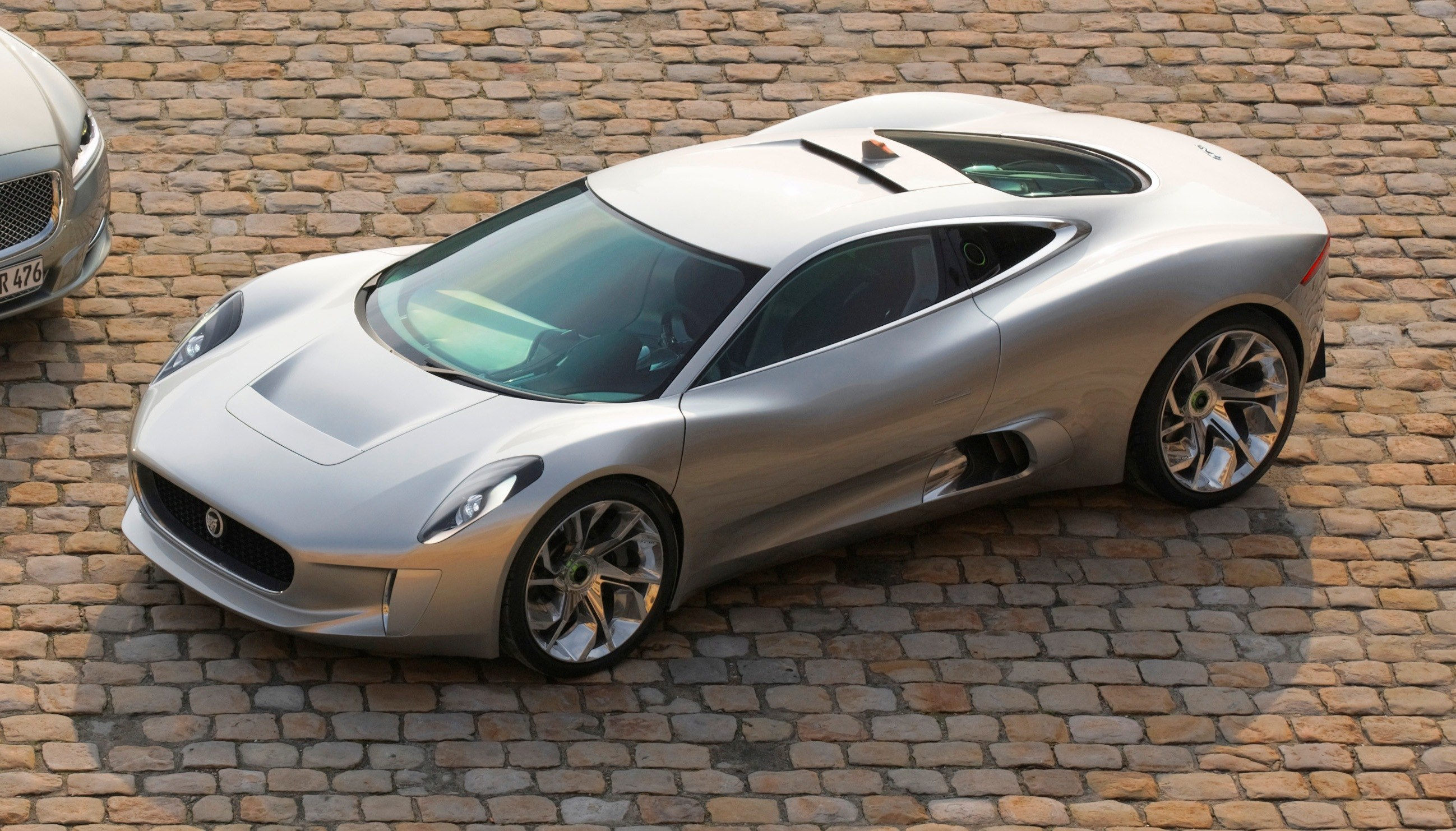 Canned Hypercar Debrief   2010 JAGUAR C X75 Is Too Sexy For Its Turbines 46  ...